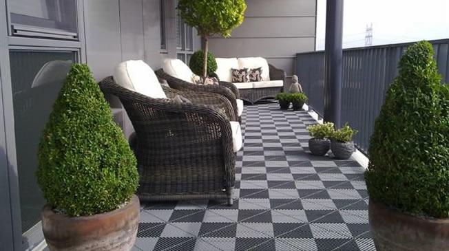 Zeer Balkon inrichten? Bekijk ons balkonvloer aanbod! UD13