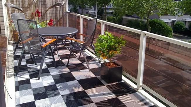 Populair Balkon inrichten? Bekijk ons balkonvloer aanbod! VL48